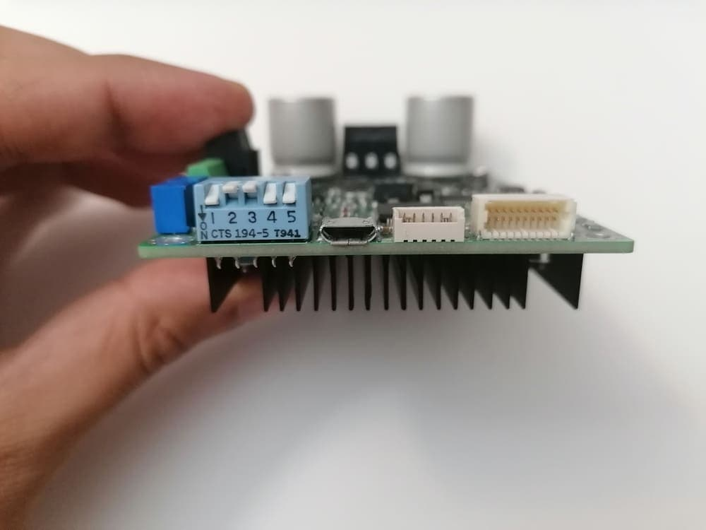 Speed and Torque Control of a Brushless Motor with Hall sensors using Arduino and SOLO [+ Arduino Code] 10